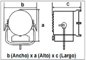 Aurasoft 4kW-medidas