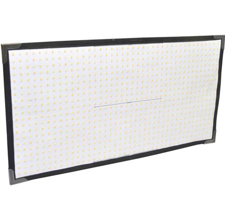 LED Cineroid FL800S Flexible Bi-color Panel Light