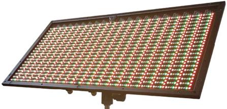 LED Cineroid FL800V RGB+W Panel Light
