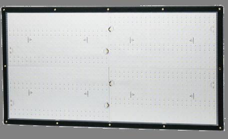 LED Litegear S2 Litemat Plus 4 Hybrid Kit