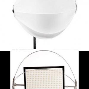 Lantern para LED Bi-Flex 1x1ft