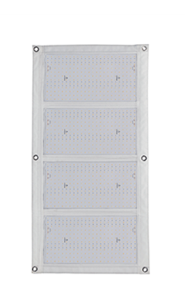 LiteTile Plus 4 Hybrid Kit, 2ftx4ft (0,60x1,20m)