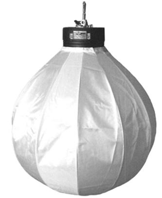 LuZero 5000W Lantern - Springball