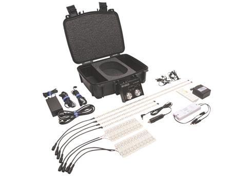 RoscoLED Pro Gaffer 3000K Kit